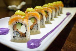 Rischi sushi