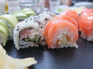 Sushi può far male