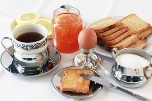 Maturandi a colazione