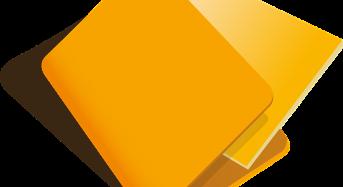 Tenere i file in ordine e contenuti in cartelle