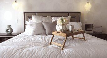 Camera da letto in pochi minuti: ecco come fare
