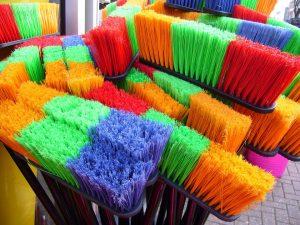 Vantaggi della pulizia quotidiana come routine