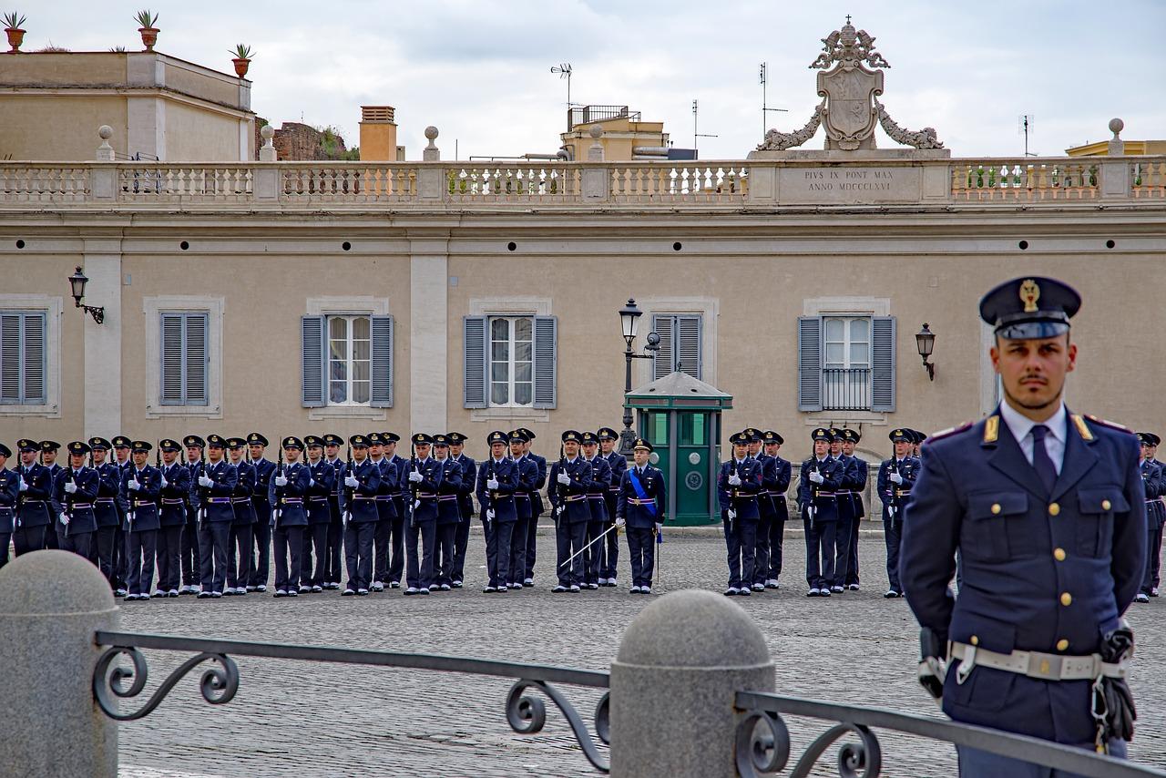 Militarizzazione Italia