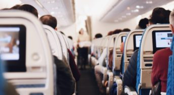 Pesanti offese ai passeggeri, denunciata la signora.