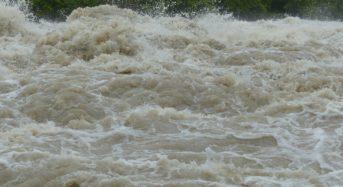 Inondazione Zhengzhou 12 morti e 5 feriti.