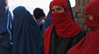 Per la seconda volta trova riparo in Italia, la dottoressa ha lasciato due volte l'Afghanistan.